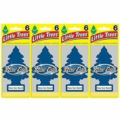 Little Trees 6's New Car (Pack of 24)