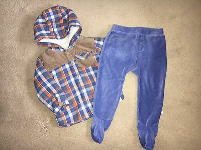 Baby Boy Mothercare Outfit 9-12 Months