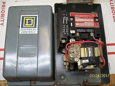 Square D 8903-Smg13 30 Amp Lighting Contactor