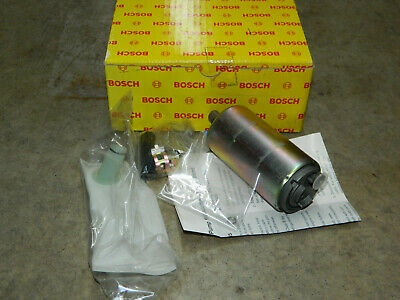 New Genuine Bosch 61050 Fuel Pump & Strainer Set W/ Filter Kit For Accord Vigor