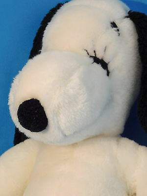 "Vintage Peanuts Snoopy Belle Dog Plush Stuffed Animal 16"" Charles Schulz UFS"