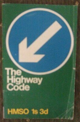 Highway Code by Great Britain: Department of the Environment Paperback Book The