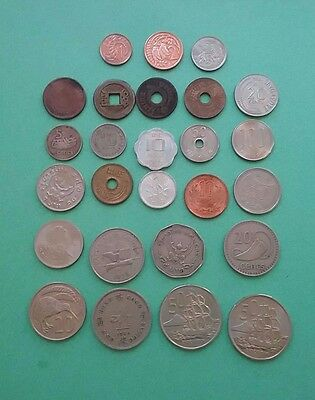 Asia & Pacific coins