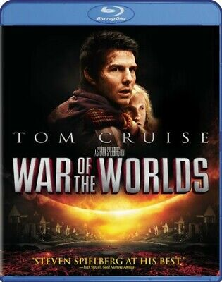 War of the Worlds [New Blu-ray] Ac-3/Dolby Digital, Dolby, Digital Theater Sys