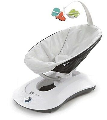 4moms, rockaRoo, Baby Swing, Grey Classic - used, in great condition