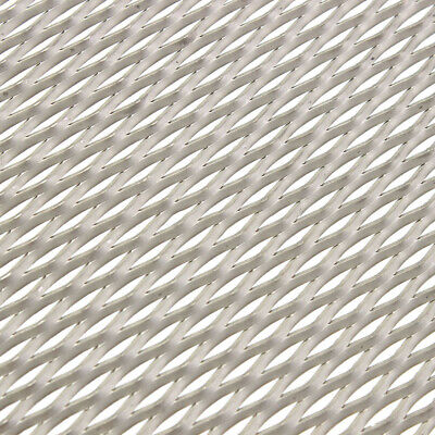 200mmx300mm Metal Titanium Mesh Sheet Perforated Plate Expanded 0.5mm Thickness