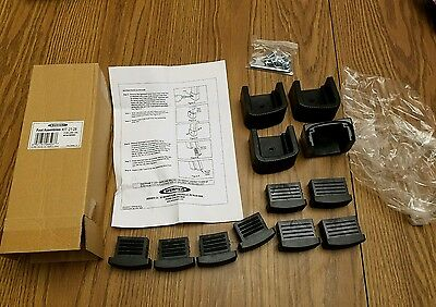 Werner 21-28 Replacement Foot Feet Shoe Kit For MT Series Multi Ladders, new!