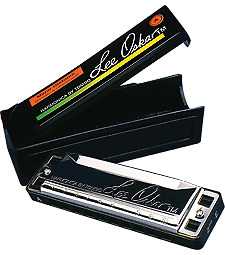 Lee Oskar C Diatonic 10 Hole Harmonica