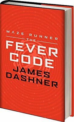 The Fever Code (Maze Runner Series Prequel) by James Dashner Book The Cheap Fast