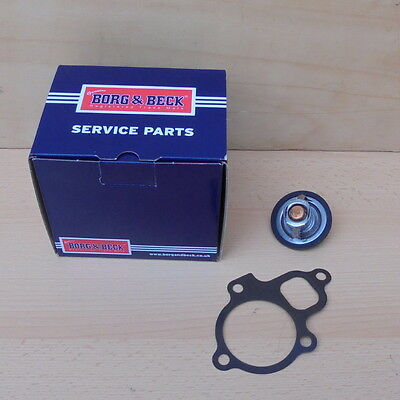 Borg & Beck BBT199 Thermostat Kit - Nissan X-Trail (T30) 2.5