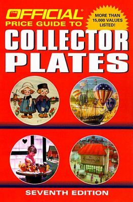 The Official Price Guide to Collector Plates: Seve