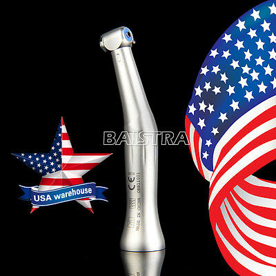 US 20:1 Reduction Dental Implant Contra Angle Handpiece fit E-Type NSK W&H Motor