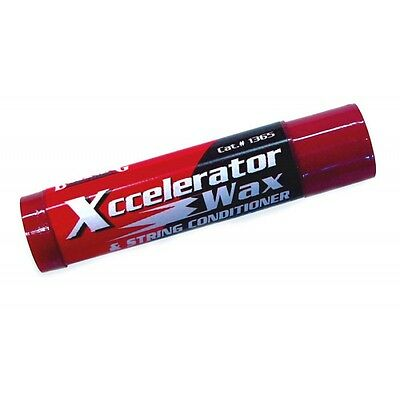 Archery Bohning Xccelerator Bowstring Wax - Scent free / .14 ounce Tube