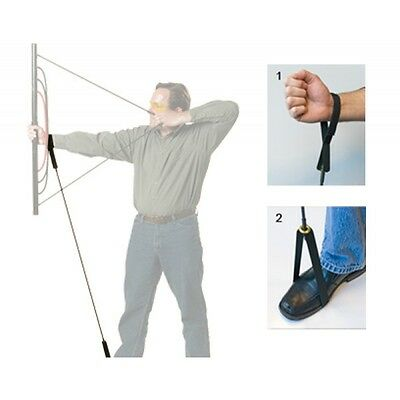 Archery Bow Trainer Accessory - Bow Arm Resistance Band