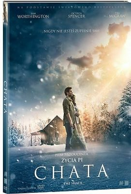 Chata (The Shack) - Booklet Dvd