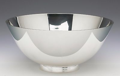 """Stunning Tiffany & Co. Sterling Silver Revere Bowl 9"""""""