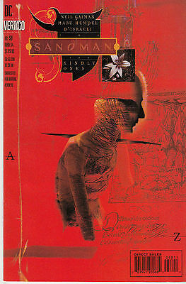SANDMAN 58...VF/NM...1994...The Kindly Ones Pt.2!...Marc Hempel...Bargain!
