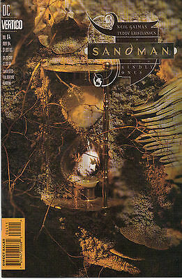 SANDMAN 64...VF/NM...1994...The Kindly Ones Pt.8!...Teddy Kristiansen...Bargain!