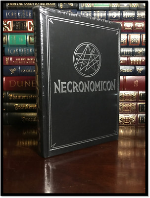 Necronomicon 31st Anniversary Brand New Sealed Deluxe Cloth Bound Hardcover Gift
