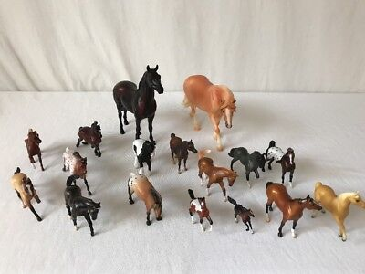Breyer Reeves Horse Lot 17 Horses