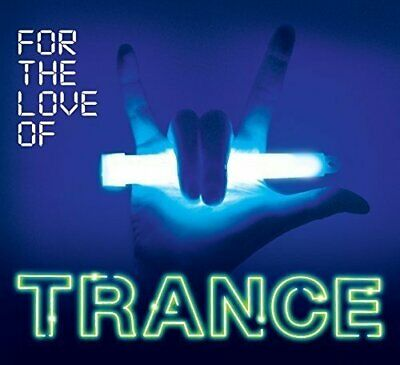 Various Artists - For The Love Of Trance - Various Artists CD AQVG The Cheap The