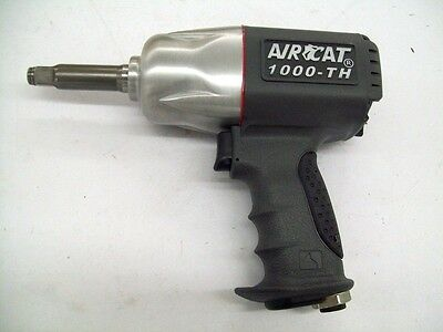 "Air Cat Pneumatic Tools 1000-2-TH 1/2"" Composite Impact Wrench 2"" Exteded Anvil"