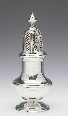 Beautiful Sugar Shaker Sterling Silver London, England by Richard Carrs