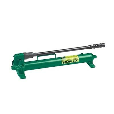 Simplex P42 Light Weight Hand Pump For Single-Acting Cylinders; 2 speeds