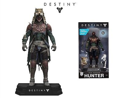 "DESTINY IRON BANNER HUNTER 7"" inch ACTION FIGURE COLOUR TOPS MCFARLANE 18cm"