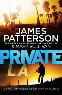 NEW Private L.A. By James Patterson Paperback Free Shipping
