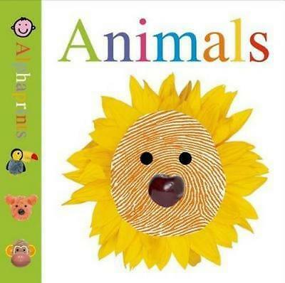NEW Alphaprints By Roger Priddy Board Book Free Shipping