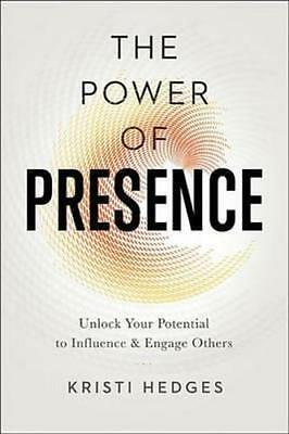 NEW The Power Of Presence By Hedges Paperback Free Shipping