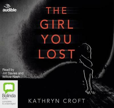 NEW The Girl You Lost By Jot Davies Audio CD Free Shipping