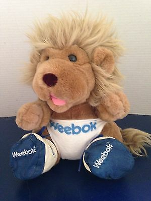 1987 Weebok Limited Lion In Sneakers