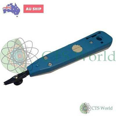 Tandem Blue Exchange Punch Down Tool Loop A Line, Not A Pit Key Igsm Telstra Nbn