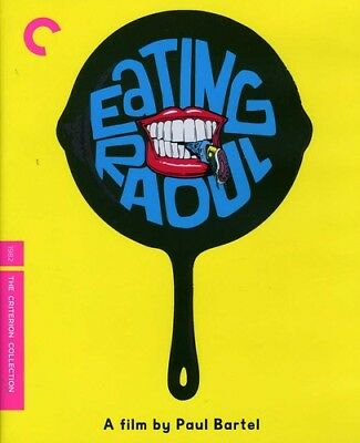 Eating Raoul (Criterion Collection) [New Blu-ray] Widescreen