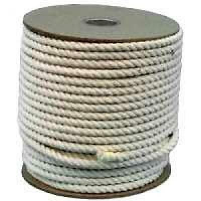 3/4 Twist Cotton Rope 350Ft
