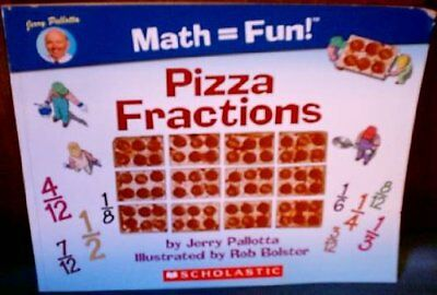 Pizza Fractions (Math = Fun!)