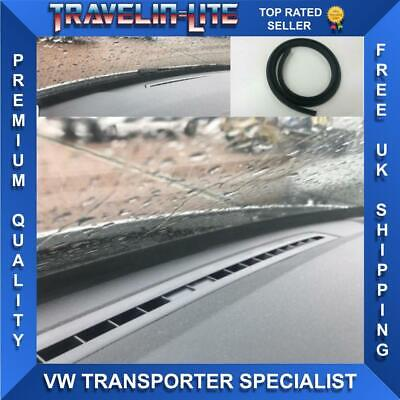 For VW T5 T5.1 T6 Windscreen Rubber Seal Dash Trim Upgrade