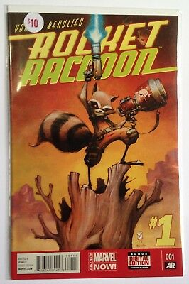 ROCKET RACCOON no. 1 VF/NM – GUARDIANS of the GALAXY