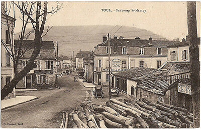 TOUL (54) - Faubourg St-Mansuy