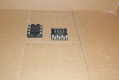 PTF-14 Omron NEW 4PDT LY4 & LY4N Relay Socket PTF14