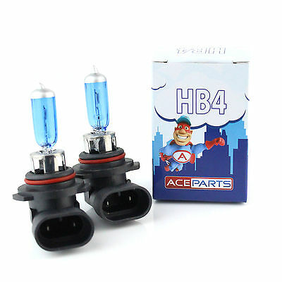 2x H7 Front Low Dip Beam Bulbs 55w Ultra Bright Tint Xenon HID Upgrade Pair