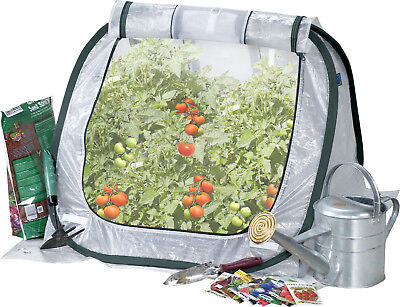 Flowerhouse SeedHouse Jr. 2.5 Ft. W x 2.5 Ft. D Mini Greenhouse