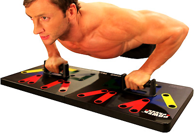 Power Press Push Up - Complete Push Up Training System NO TAX