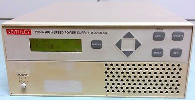 Keithley 2304A 20 Volt 5 Amp GPIB Power Supply