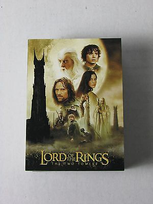 2003 Topps Lord Of The Rings Two Towers Complete Update Set (#91 To #162)