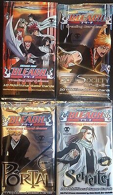 Bleach TCG Sealed Booster Pack Selection