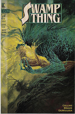 SWAMP THING (Vol.2) 136...NM-...1993...Nancy A Collins,Russell Braun...Bargain!