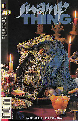 SWAMP THING (Vol.2) 159...NM-...1995...Mark Millar,Jill Thompson...Bargain!